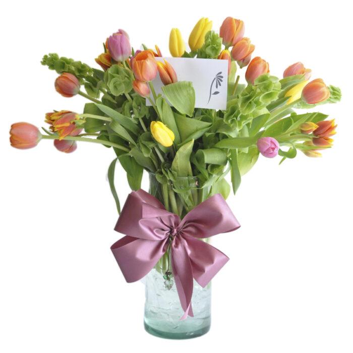 30 Tulipanes