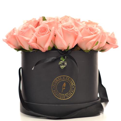 24 rosas PEKUBO caja negra